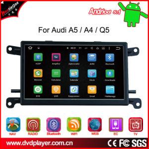 Hualingan Carplay Auto GPS-Navigations-Auto-DVD-Spieler für Audi Q5/A5/A4 Blendschutz (wahlweise freigestellten) Android 7.1