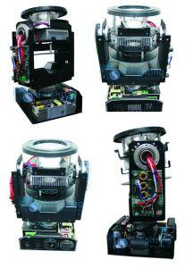 Haz de luz LED/60W RGBW 4en1 haz de luz LED
