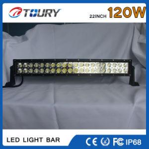 Nuovo! CREE 120W, per l'automobile 4X4, SUV, ATV, 4WD fuori dalla barra chiara della strada LED