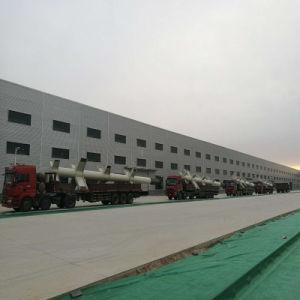 La Cina ha fatto il gruppo di lavoro/fabbrica/magazzino della struttura d'acciaio