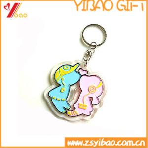 금속 수 Keychain/열쇠 고리 Keyhold Customed 로고 기념품 선물 (YB-HD-186)