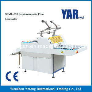 Новый Пол Автоматическое оборудование для ламинирования пленки из Китая