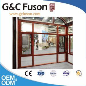 Foshan 가장 큰 제조 열 틈 304ss 그물을%s 가진 알루미늄 여닫이 창 Windows