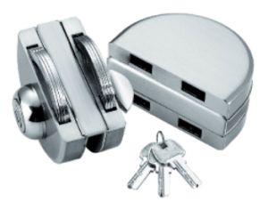 Fechamento de porta de vidro dobro para a porta de vidro de deslizamento (FS-234)