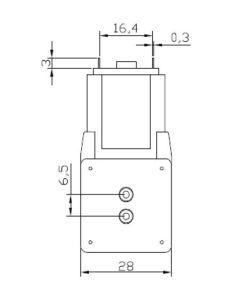 Micro Bomba de Vácuo Fw-180 Elétrica