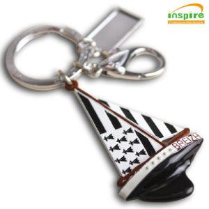 Chaveiro Personalizado promocional para a loja com um forte apoio ao design e barato preço