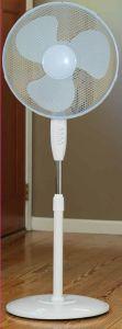16Suporte Pedestal do ventilador ventilador elétrico de ventilador Ventilador de CA
