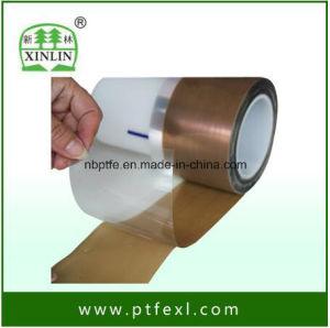 El aislamiento eléctrico cinta adhesiva de la película de PTFE