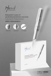 Mitragliatrice di trucco di Mastor Micropigmentation & penna permanenti multifunzionali di Derma