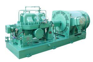Heavy Duty axialement Split carter pompe centrifuge à plusieurs degrés, l'eau Pipelines