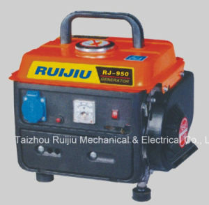 950 Portable Gasoline Generator mit CER Approved (RJ-950)