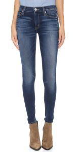 2019 elastano azul Skinny Mulheres Jeans Denim