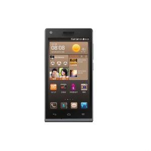 Huawe Ascnd G6 4.5 Inch Smartphone Qualcomm Quad Core 1GB RAM 4GB ROM Android 4.3 (Black)