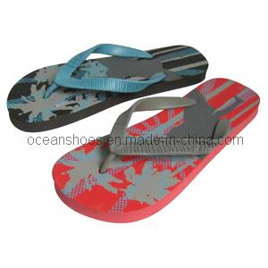 Chaussons confortables chaussures de haute qualité hommes Tongs (OCM-50)