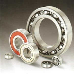 Preiswertes Price Deep Groove Ball Bearing Made in Japan