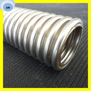 編まれる覆われるステンレス鋼ワイヤーが付いている波形の金属のホース
