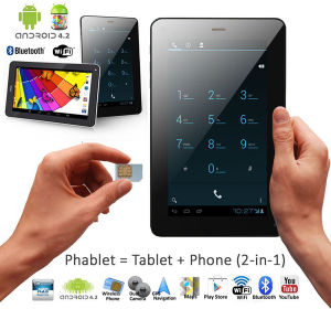 Tablet PC para telefone celular