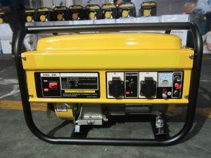 HH2500-A3 Amarelo gerador a gasolina