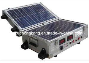 Centrale elettrica a energia solare portatile 300W (FC-A300-S)