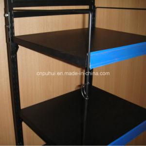 4 Tier Garagem frasco de óleo de motor de rolagem de tela metálica (PHY Prateleira393)