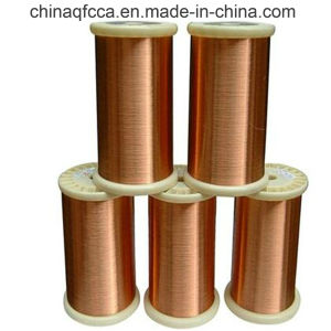Fio de CCA esmaltadas QA 0,42mm fabricados na China