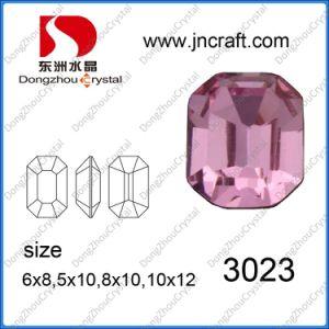 DZ-3023 nam het Bergkristal van het Kristal van de Rechthoek voor Levering voor doorverkoop toe