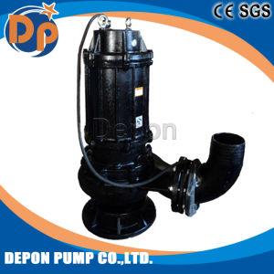 Landwirtschafts-Bewässerung-hohe Fluss-Kapazitäts-versenkbare Wasser-Pumpe