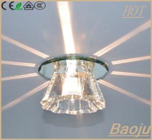 Crystal Downlight encastré et LED lumière