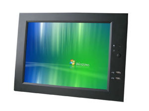 Einteiliger PC von 10.4  Touchscreen für Industrial/ATM/Kiosk Application