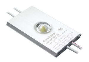1.5W 12V 90lm Waterproof Plastic COB LED Module voor Back Lighting