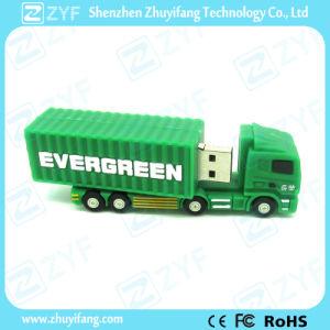 Custom емкость контейнера для погрузчика автомобиль флэш-накопитель USB (ZYF5049)