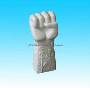 Decoração Arte do lado de paz em cerâmica