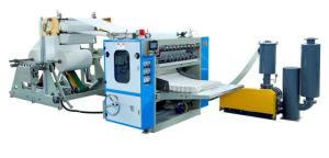 9L tecido Facial Automática Máquina de Dobragem do Papel Tecido Linha Rebobinador