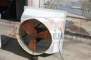 Chapas Galvanizadas\ Fibra de ventilação/ventilador/Ventilador de Refrigeração