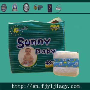 De zonnige Luiers van de Baby van de Baby Beschikbare
