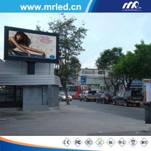 Conseil de la publicité de plein air à LED /Affichage LED de plein air
