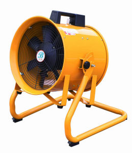 Modelo U Dualpurpose Ventilador Axial regulable