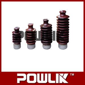 Linha de porcelana Isolador de post para a linha de alta tensão (57-1 / 57-2 / 57-3 / / / 57-6 57-5 57-4)