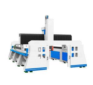 Eixo 5 Máquina CNC máquina CNC com aprovado pela CE (MC1224-5Eixo)
