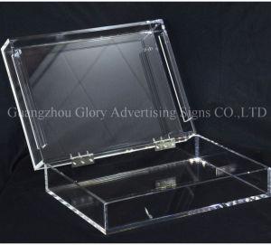 Custom Handmade著磁気Acrylic Photo Frame