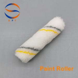 Rolos de laminação coloridos com cabelo de lã curto para FRP