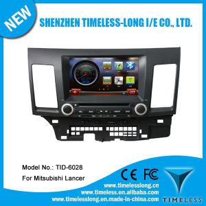 O áudio do carro para Mitsubishi Lancer com GPS 3G BT TV USB para iPod (TID-6028)