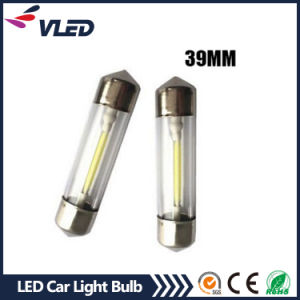 Embellecedor 36mm LED interior del tubo de mazorca de la luz de coche