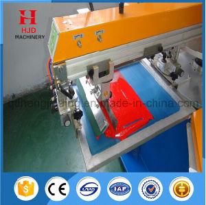 기계를 인쇄하는 Single&Doublle 색깔 의복 로고 자동적인 스크린