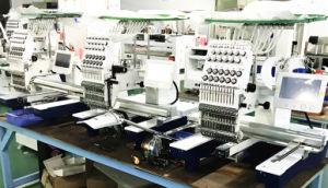 価格の但馬の1つのヘッドタイプ刺繍機械