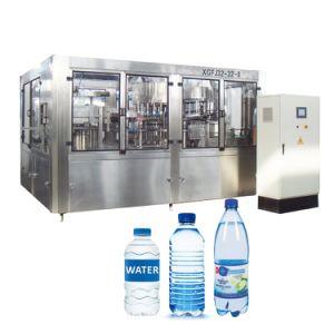 Автоматическая 3 в 1 чистой воды линии розлива питьевой производство напитков линии минеральной воды машина
