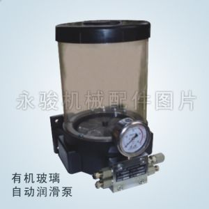 Bomba de lubricación