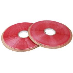 De rode Verzegelende Band van de Zak Fingerlift