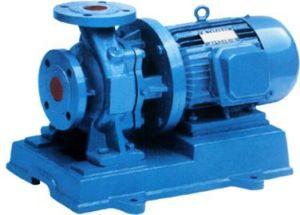 Single-Stagesingle-Sucion Horizontal Centrifugal Pump System (ISW)