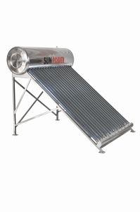 calentador de agua solar de tubos de vacío (SPC-470-58/1800-20)